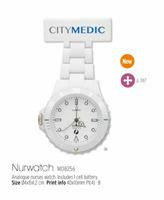 Free Shipping DHL Customization Analogue nurses watch Customized your Company LOGO MOQ250PCS