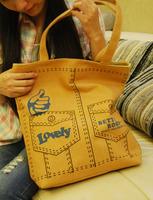 Bolsas Promotion New Arrival Zipper Handbags Free Shipping 2014 Women's Handbag Small Bags Canvas Bag Female One Shoulder #0188