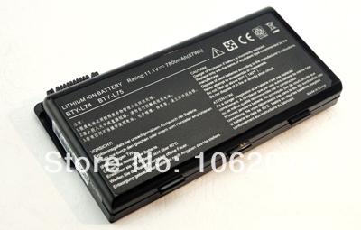 Аккумулятор для ноутбука OEM MSI bty/l74 bty/l75 ms/1682 91NMS17LD4SU1 957/173xxp/101 A6000
