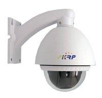 High-Speed ccd  PTZ Dome Camera 700TVL 10 Optical Zoom Auto Day/Night motion  camera waterproof