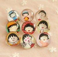 20pcs /lot wholesale cute cartoon glass bandage 2014 new arrival cute girl brooch pins safety pins accesspries for girls