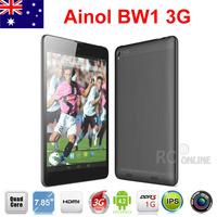 "7.85"" Ainol BW1 3G Tablet PC MT8389WMK Quad Core Google Android 4.2 Phone Call"
