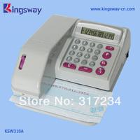 Classical and Nice check writing machine (ksw310)