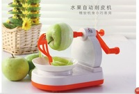 Manually apple peeler