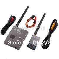 Free Shipping 2014 Hot DJI RC 32CH 5.8G 600mW 5KM A/V Transmitter TS832 Receiver RC832 FPV  TX & RX Radio System toys