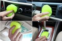 10pcs/lot Magic universal clean glue car instrument station outlet clean glue keyboard apertural magic clean glue