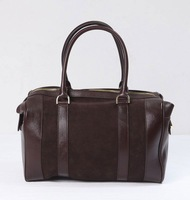 2014 new arrival women's brand design leather travel bag