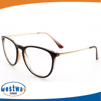 2014 Print Frame Cat Eye Prescription Glasses New Designer Oculos de grau Print Vintage Optical Glasses frame Eyeglasses 14ww20