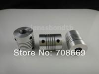 DR 5mm x 5mm CNC Flexible Coupling Shaft Coupler Encode Connector OD18 L25