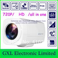 GXL,1.3 Megapixel HD Digital IP Camera,1/3'' CMOS Sensor,HD 720P,18X Optical Zoom,All in one Box Camera C5AA720PEL-T18