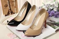 Size 34-44 Big Pumps New Arrival Woman Pumps High Heel Pumps Work Shoes Classic Pumps
