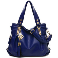 2014 new arrival fashion all-match women handbag 5colors Free shipping