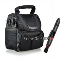 2 in 1 Lens Cleaning Pen Lens pen + Camera Case Bag for nikon Coolpix L810 P510 L310 P500 L105 P100 L120 L110 P90