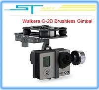 2014 hot selling original  walkera G-2D brushless gimbal mount support ilook gogro3 camera gimbal free shipping hot selling