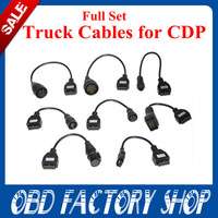 Best ptice and good quality! 2014 New arrival full set tcs cdp truck cables CDP truck cables with best quality
