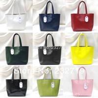 2014 women's female genuine leather handbag fashion cowhide fashion shoulder bag shopping bag big bags brief