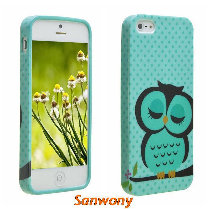 Чехол для для мобильных телефонов Sanwony iPhone 5 5 g 5S 5