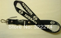 Custom Print Logo Polyester Lanyard,logo customized released safety buckle with swivel hook 20MM width fast ship