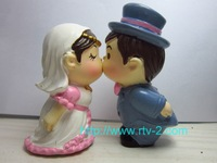 2014 Special Offer Hot Sale Freeshipping Rubber Moulds Sgs Wedding Dress of Boy And Girl Cake Mold Rubber Chocolate Celebration