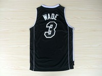 Fast Free Shipping, MIAMI Cheap Basketball Jersey Embroidery Logos SG #3 Dwyane Wade Basketball Jersey All Colors