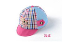 Children's sun baby summer baseball hat cap by047