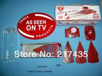 As as seen on tv pro v premium slicer ,vegetable slicer/fruit slicer/2013 hot sale products speed chop