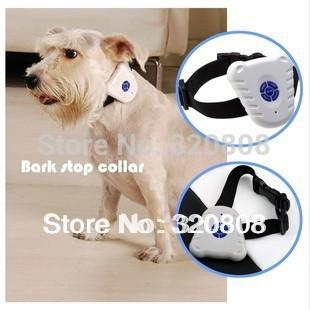 Free Shipping Stop Anti Bark Electric Remote Dog Training Collar(China (Mainland))