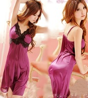 women sexy nightgown 9033
