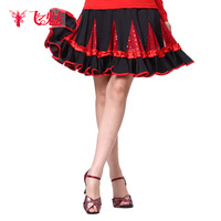 Skirts square dance clothes skirt Latin dance skirt expansion skirt