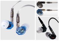 In-Ear Hi-Fi Dynamic Stage Monitor Sport Headphones,Earphones,Noise-isolating,For Mobile phone,MP3,MP4,Tablet,PC