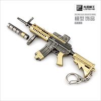Cross Fire1:6 weapons model,REC7 (M468) the M16 assault rifle(Barrett)