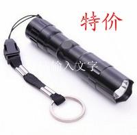 Light mini led flashlight waterproof outdoor household 3w small flashlight