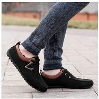 The new 2014 doug shoes men sneakers fashionable men's casual shoes han edition men's shoes k802