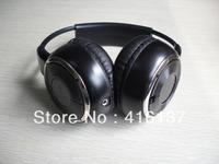 Headband Dual channel IR headphone Foldable, Stereo Headphone