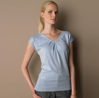 Free shipping Aesthetic women's OL outfit ultra-thin cashmere sweater air conditioning shirt