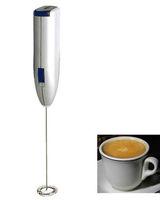 2014 Sale Tea Filter French Press Tea Strainer Coffee Milk Frother Cream Foamer Cappucino Latte Maker Hand Mixer Shake Blender
