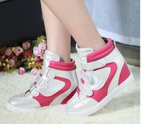 Free shipping  lady  Sneakers  breathable waterproof   4 colors CN  35-40 sneakers