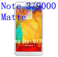 with track number Anti Glare Ultra Thin Matte Screen Protectors Covers Film Guard For For Samsung Galaxy Note 3 Note3 III N9000