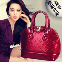 Luxury High Quality new 2014 fashion genuine leather women handbag women leather handbags shell bags women messenger bags