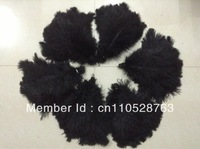 New ArriVAL Black Fashion 24-26inch /60-65cm Hot Sale Ostrich Feather sulg   plume  veer  pena  Free Shipping Wedding Decoration