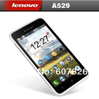 Original Lenovo A529 Dual core 1.3GHz 5.0 inch Android 2.3 smart phone Dual SIM