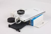5x Super Telephoto Lens universal Clip for i Phone 4 4s 5 5s Sam sung S4 No te 3 Nexus 5 HTC