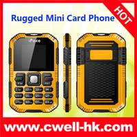 Mini phone !IPAKE Q8 cheap cell phones Fashion Mini Phone with MP3/4 FM Radio Bluetooth 4 Colors Options