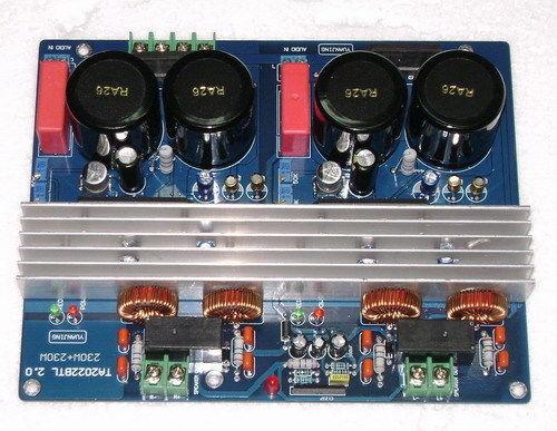 все цены на  Аудио усилитель TA2022 btl2.0 180W + 180W  онлайн