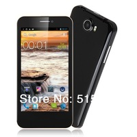 Hot sale!CUBOT P5 Smartphone Android 4.2 MTK6572 Dual Core 4.5 Inch IPS Screen - Black DHL shipping!