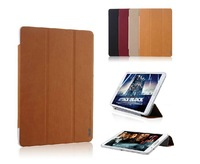 Screen Protector+BASEUS Stand Leather Case For Samsung Galaxy Tab Pro 10.1 T520 With Wake UP/Sleep Function,FreeShipping