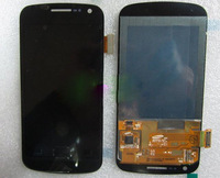 Free shipping samsung i9250 LCD display with touch screen digitizer assembly -black -076A