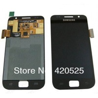 Samsung Galaxy S GT-i9000 LCD and Digitizer Assembly with Glass Lens-black -186A