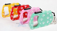 2013 New Automatic retractable traction rope pet products retractable leashes dog Collar D13_5