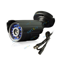 1/3 CMOS 3.6mm Lens 800TVL IR Outdoor Waterproof Camera